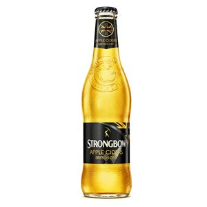 Picture of STRONGBOW British Dry sauss sidrs 0.33l, alk. 5%